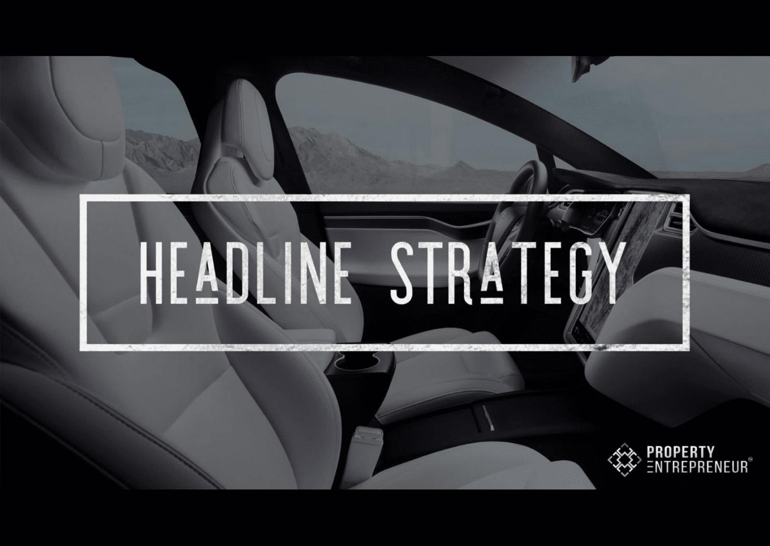 Headline Strategy